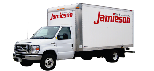 Jamieson Truck Promotion